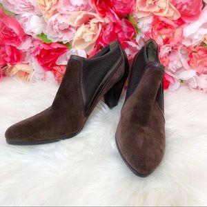 Saks Fifth Avenue Ankle Boot Booties Heels